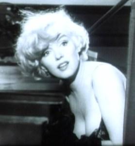 Marilyn Monroe in Some Like It Hot (1959).