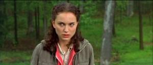 Natalie Portman in Garden State (2004).