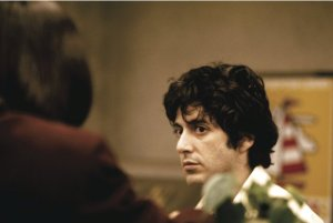 Al Pacino in Dog Day Afternoon (1975).