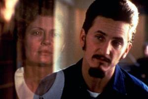 Sean Penn and Susan Sarandon in Dead Man Walking (1995).