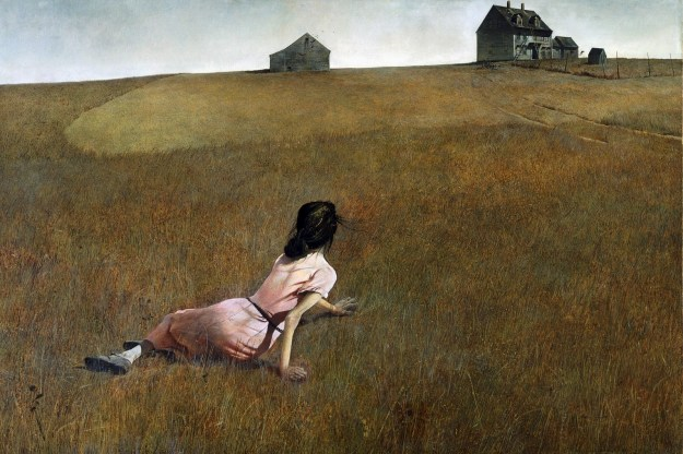 Wyeth Christinas World