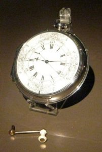 John Harrison's 1761 'sea watch.'