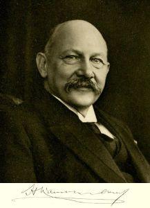 Heike Kamerlingh Onnes (1853-1926).