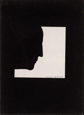 Self-Portrait in Profile is a 1957 artwork by Marcel Duchamp.