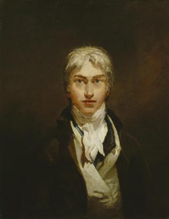 Self-Portrait of J.M.W. Turner (c.1799).