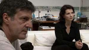 Juliette Binoche and Daniel Auteuil in Michael Haneke's Caché.