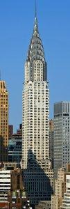 The Chrysler building. Photo by David Shankbone.
