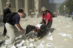 September 11, 2001 - New York City.