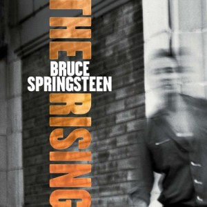 The cover of Bruce Springsteen's album The Rising.