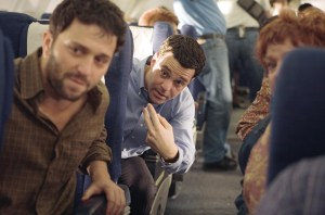 A still image from Paul Greengrass's United 93.
