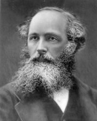 James Clerk Maxwell.