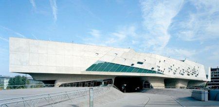 Wolfsburg The Phaeno Science Center in Wolfsburg, Germany was designed by Zaha Hadid.