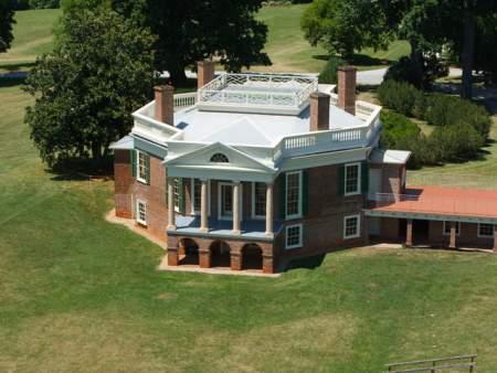 Poplar Forest, designed by Thomas Jefferson, is located in XXX, Virginia.