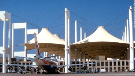 Hajj Terminal.