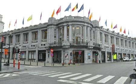 Palais des Beaux-Arts. Victor Horta. Brussels, Belgium.