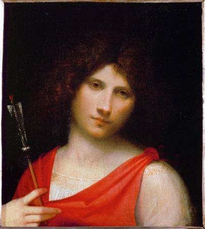 Boy with an Arrow, by Giorgione.