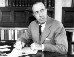 An undated photo of Edgar Rice Burroughs.