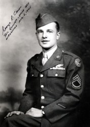 An undated photograph of George Caron.