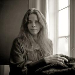 An undated photograph of Sally Mann by Johann Billmann.