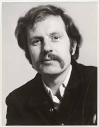 A 1970 photograph of Tony Ray-Jones by Ainslee Ellis.