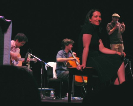 The Magnetic-fields-in-concert