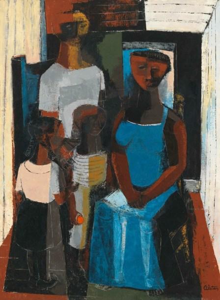 Alston - The Family (1955) Whitney