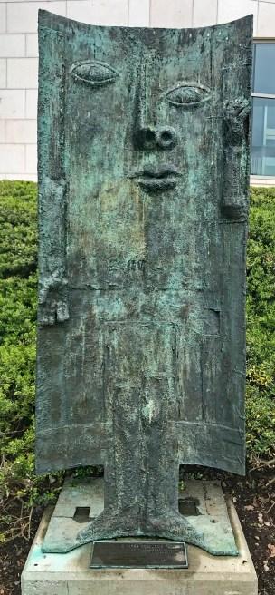 L6B Peter Grippe - The Three Freedoms (1963) Brandeis University, Waltham, MA