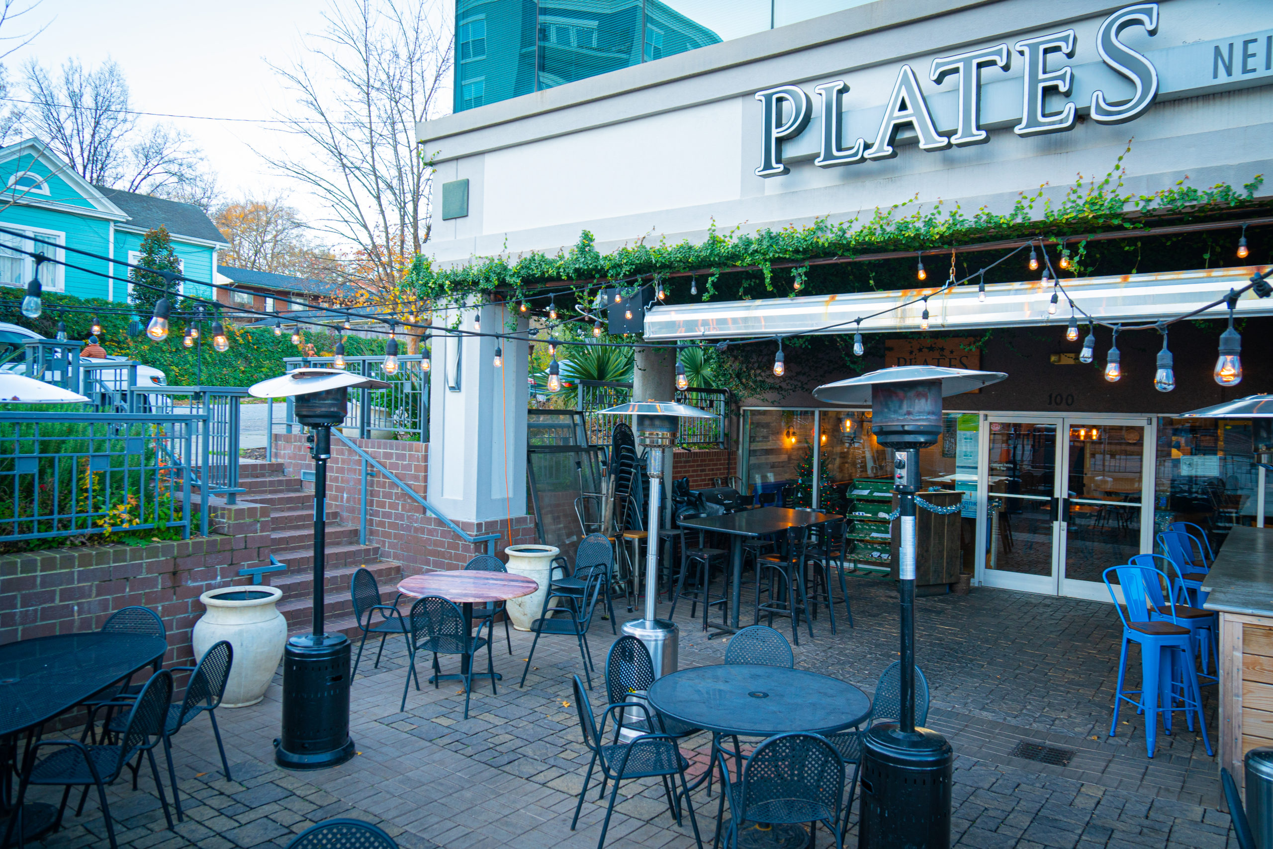 Raleigh Restaurants With Heated Outdoor, What Restaurants Are Doing Outdoor Seating