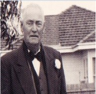 My father, Percival John Carter, at about age 75 The Horseman & my co mentor