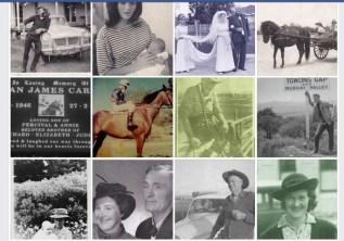 Carter Family - Facebook Collage