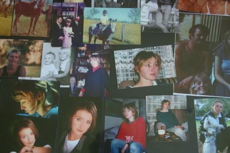 Melissa's Framed Collage