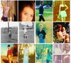 Melissa's Facebook Collage