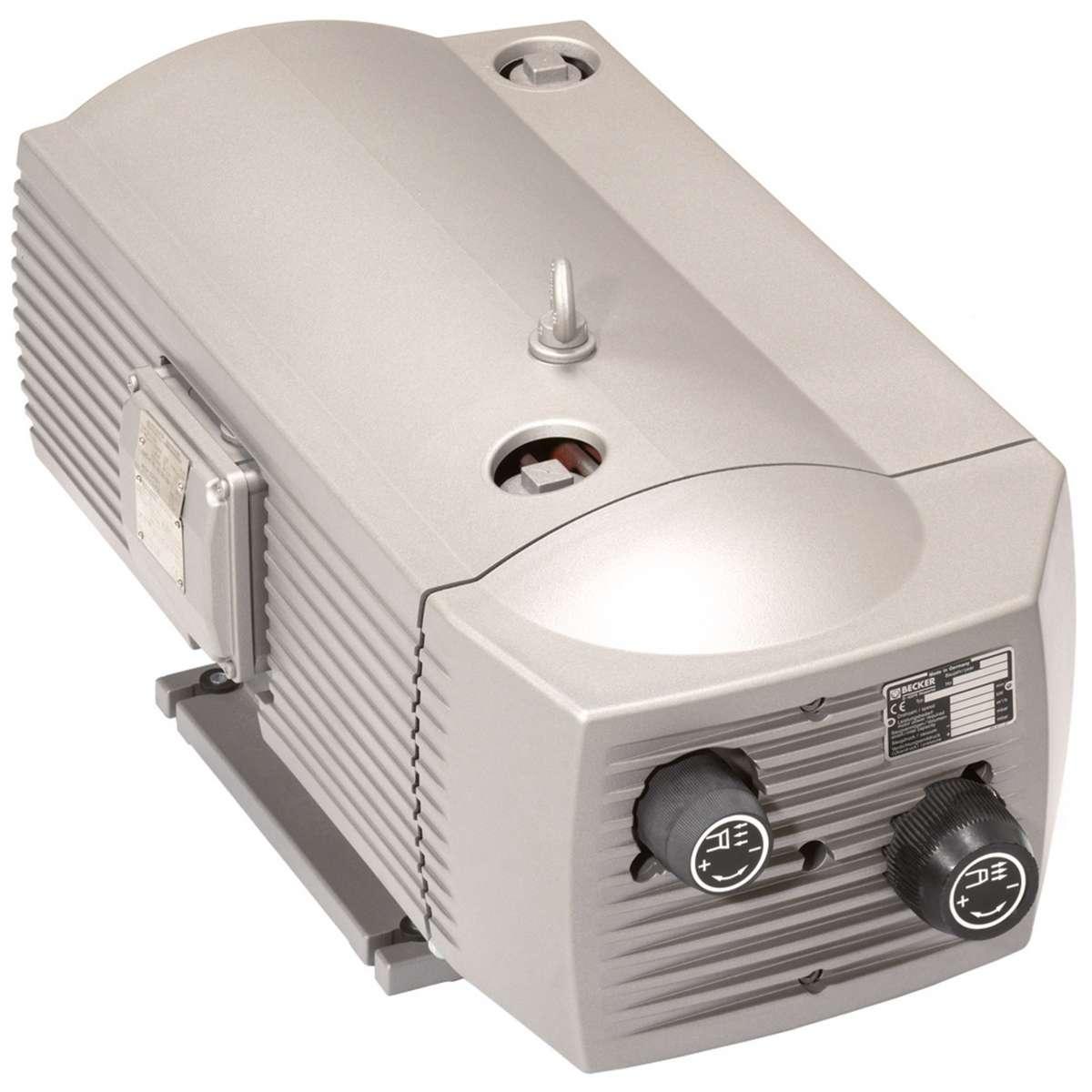 ロータリーベーン式オイルフリーコンビネーションポンプ