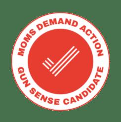 mda-gun-sense-candidate logo
