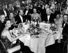 Clover Ball guests in 1962