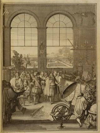 """Page 1 of Claude Perrault's """"Mémoires pour servir à l'histoire naturelle des animaux."""""""