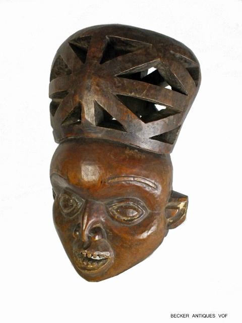 Helmet Crest (Babanki-Tungo)