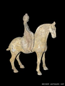 Tang-Horse-&-Detachable-Equestrian-Figure-2