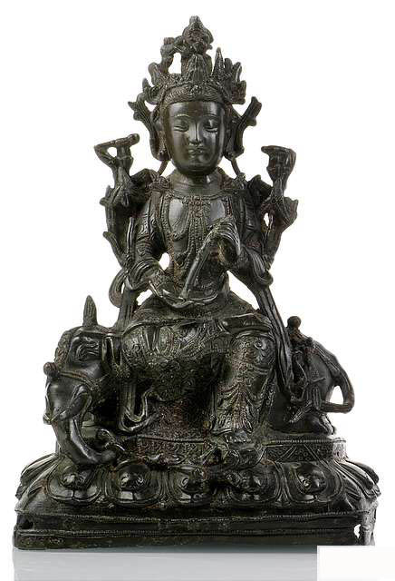 Ming Dynasty Large Samantabhadra