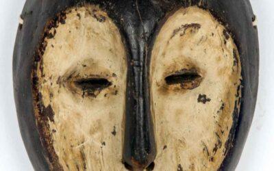 Finely Executed Lega Mask