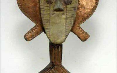 Fine Kota Reliquary Figure