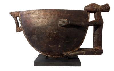 Magnificent Mangbetu Drum