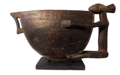 Magnificent Mangbetu Drum