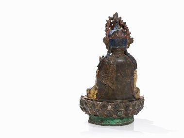 Large Gilded Guanyin Ming (9)