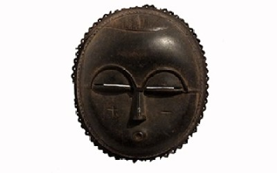 Sun Baule Mask