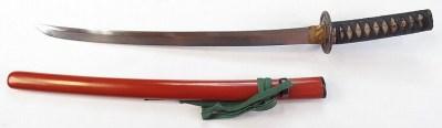 FINE WAKIZASHI SWORD (7)