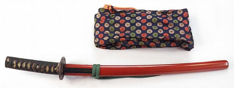 FINE WAKIZASHI SWORD