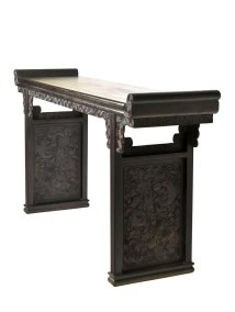 MASSIVE ZITAN ALTAR TABLE (2)