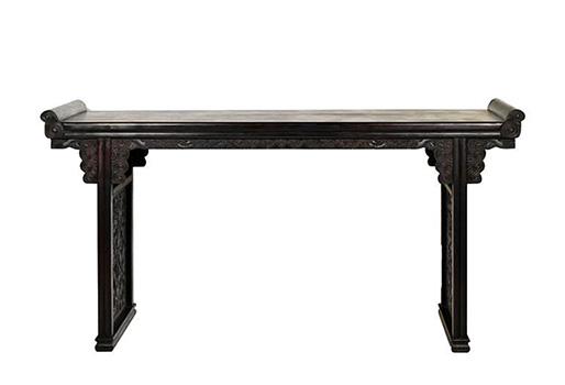 MASSIVE, ZITAN, ALTAR, TABLE