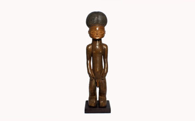 Fine Chokwe Male Figure